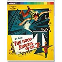 5000 Fingers of Dr T (Dual Format Limited Edition) [Blu-ray] [Region Free]